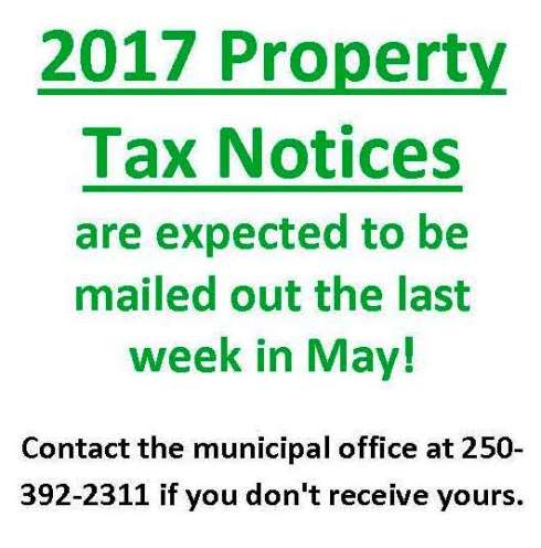2017 Property Tax Notices