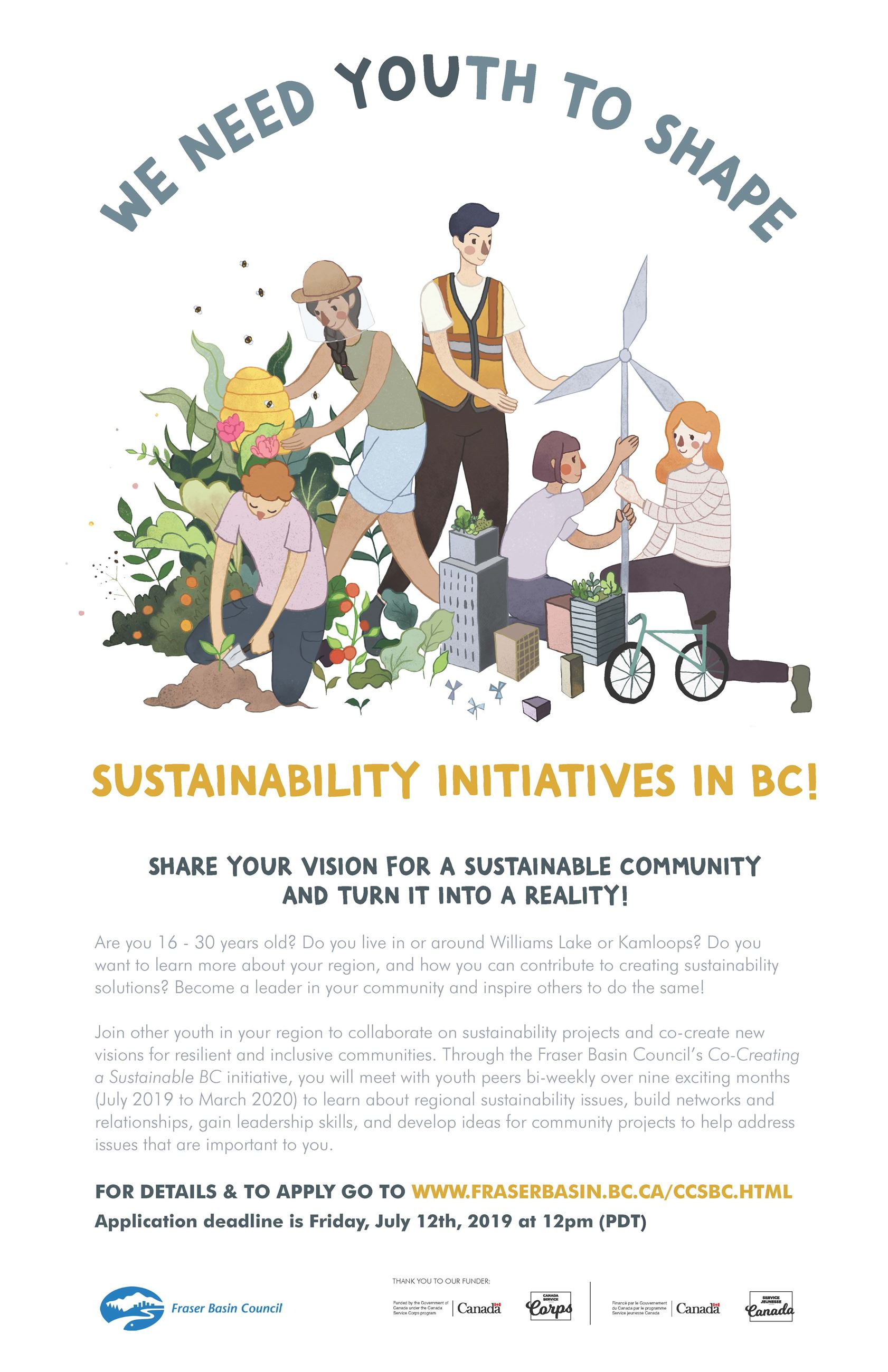 Co-Creating a Sustainable BC - Poster