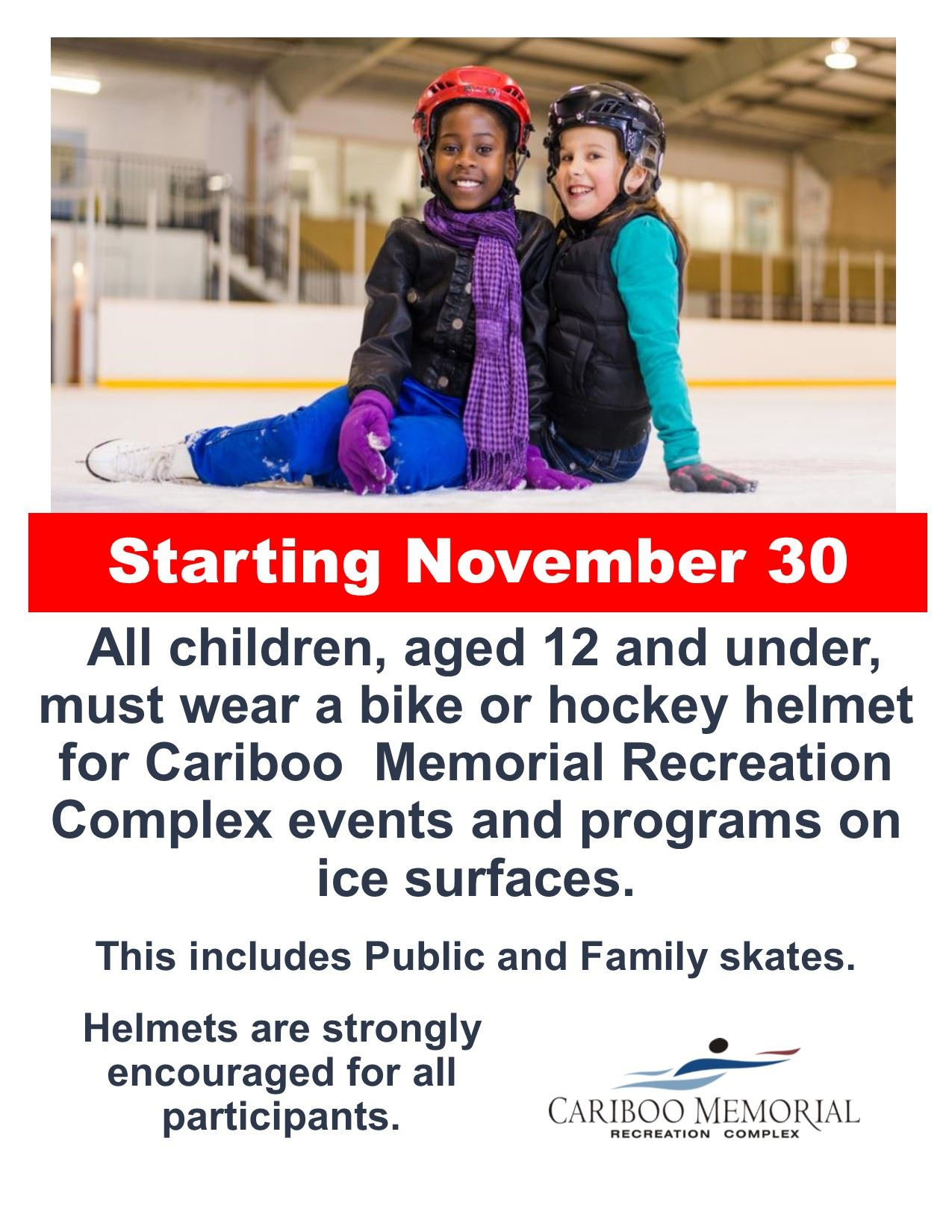 helmet policy