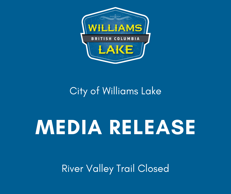 River Valley Trail Closed