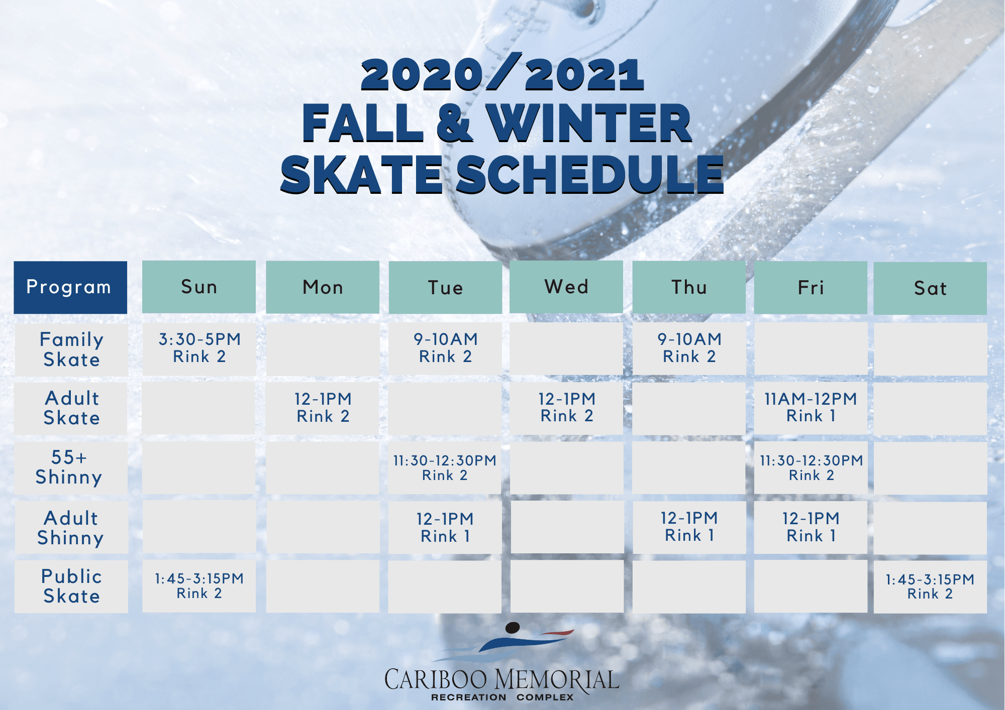 Fall Winter Skate Schedule (1)